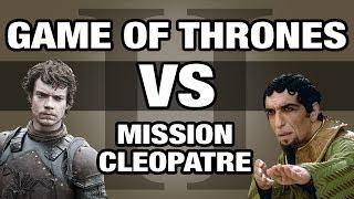 Game Of Thrones VS Astérix et Obélix: Mission Cléopatre EP02 - WTM - YouTube