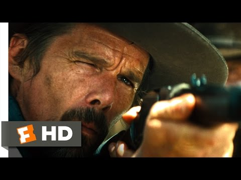 The Magnificent Seven (2016) - Goodnight's Inspiration Scene (5/10)   Movieclips