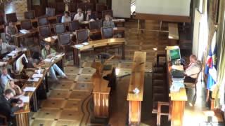 Posiedzenie #79 rady miasta Krakowa