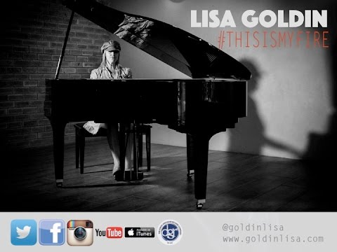 My Fire, by Lisa Goldin - Official Video
