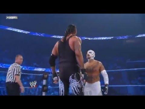 The Undertaker vs Rey Mysterio : World Heavyweight Championship Qualfying Match 5/28/10