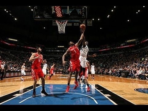 Gorgui Dieng Hits Game-Winner Vs Rockets (VIDEO)