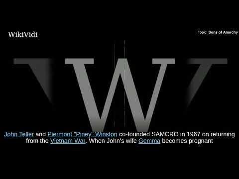SONS of ANARCHY - WikiVidi Documentary