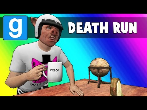 Gmod Deathrun Funny Moments - Summer School! (Garry's Mod Sandbox) (видео)