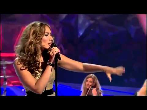 Leona Lewis - Better In Time - Dancing On Ice - Live TV - HD HIFI