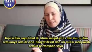 Video Mualaf Amerika Latin : Nyanyian di Gereja Bisa Membuat Wanita Kolombia Ini Masuk Islam MP3, 3GP, MP4, WEBM, AVI, FLV Oktober 2017