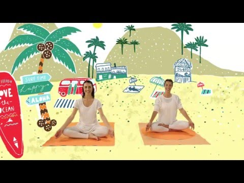 """YOGIC / Yoga para Niños - CÁPSULA """"Gana el que más se divierte"""" - Juegos y canciones infantiles"""