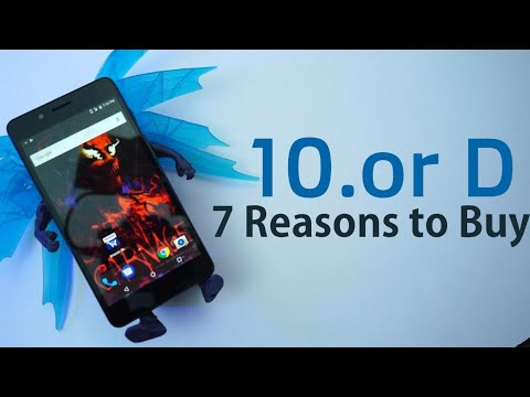 7 Reasons to Buy 10.or D , Pros and Features