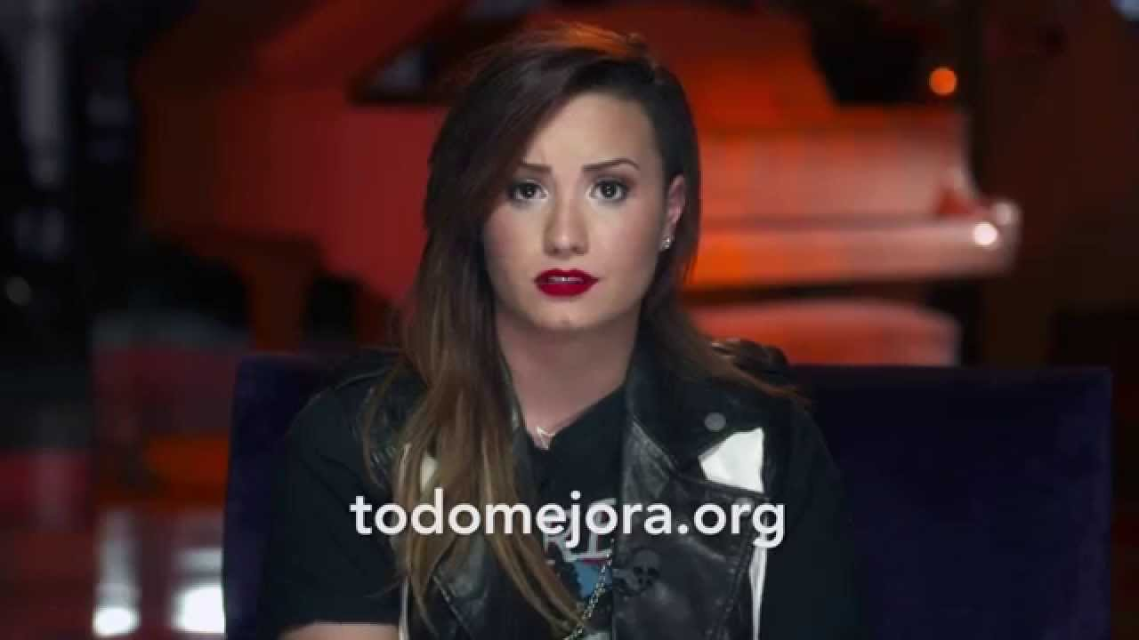 TODO MEJORA - Demi Lovato, cantante