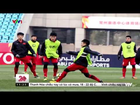 U23 Việt Nam Những Chiến Binh Không Bao Giờ Từ Bỏ - Thời lượng: 2 phút và 42 giây.