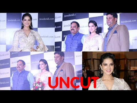 UNCUT: Sunny Leone As Brand Ambassador For Jewelsouk.Com