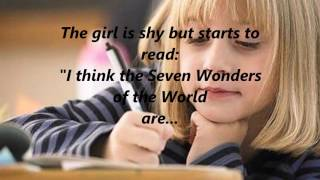 Download Lagu The Seven Wonders of the World (for Kristina) Mp3