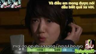 Without Words - Park Shin Hye - Vietnamese Lyrics - ZztytyzZ