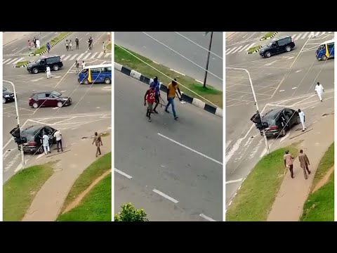 Nigerian Govt Sponsoring Thugs To Fight Peaceful Protesters