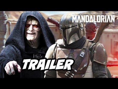 Star Wars The Mandalorian Trailer and Episode 9 Trailer Easter Eggs New Scenes Breakdown
