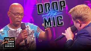 Video Drop the Mic w/ Samuel L. Jackson MP3, 3GP, MP4, WEBM, AVI, FLV Oktober 2018