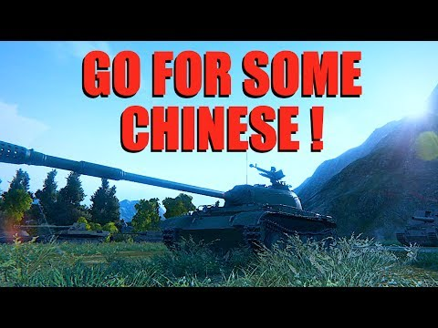 WOT - Go For Some Chinese! | #WorldofTanks