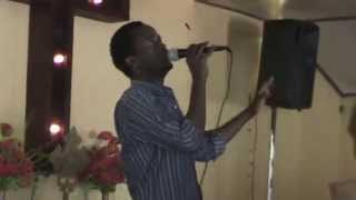 Duba Kenna Leading Worship Time@EECMY Yabello: The Saturday Deliverance&Healing Service