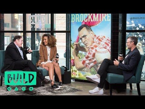 "Richard Kind & Tawny Newsome Talk About Season 3 Of ""Brockmire"""