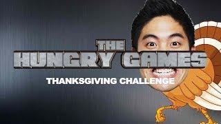 Video The Hungry Games: Thanksgiving Challenge! MP3, 3GP, MP4, WEBM, AVI, FLV Juli 2018