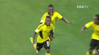 Watch highlights of the match between Germany and Vanuatu from the FIFA U-20 World Cup in Korea Republic.
