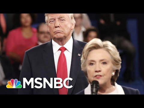 In Final Days Of Race Against Biden, Trump Attacks Hillary Clinton   The 11th Hour   MSNBC