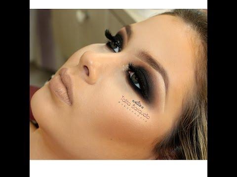 Maquiagem Pretinho Basico