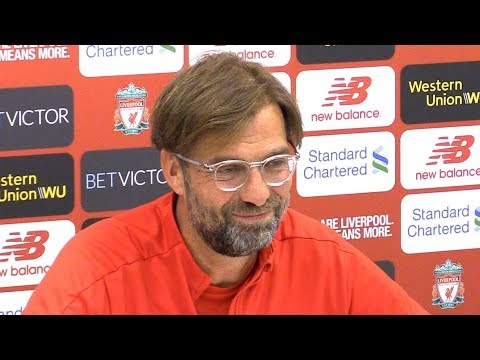 Jurgen Klopp Full Pre-Match Press Conference - Liverpool V Huddersfield - Premier League