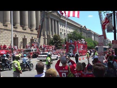 2018 Washington Capitals Championship Parade 6.12.18