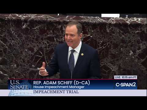U.S. Senate: Impeachment Trial (Day 3)