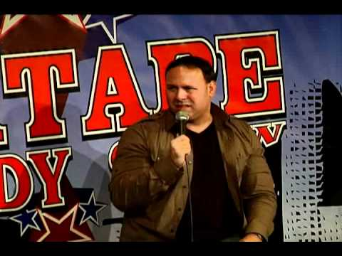 Mixtape Comedy Show - Mark Viera, Pt. 4