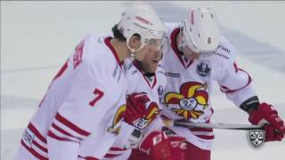 Daily KHL Update - February 23rd, 2017 (English)