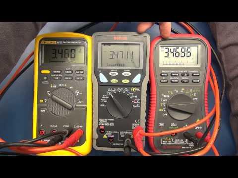 Review: Sanwa PC7000 Multimeter Pt 1