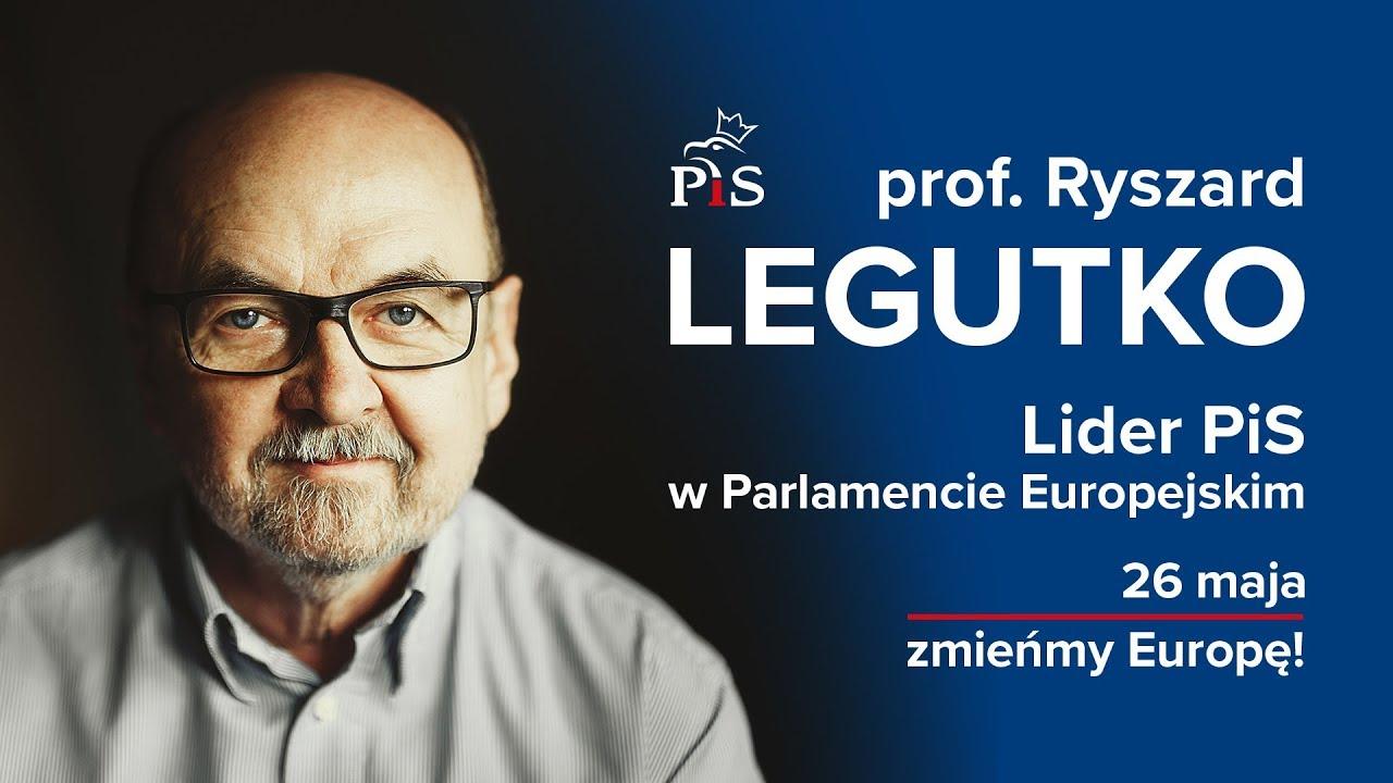 Barbara Bubula: prof. Legutko to osoba niezbędna w PE