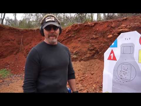 Brian Hill Shoots The NEW FBI Qualification Course. 58 Out Of 60