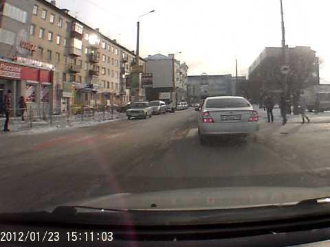 Профсоюзов, 03 февраля 2012, Mazda
