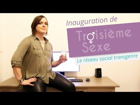 Découvrez Troisième Sexe : le réseau social transgenre