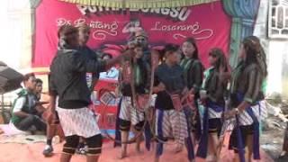 Sintren Dangdut PUTRA BUNGSU Atraksi Jaran Lumping (14-10-2015)