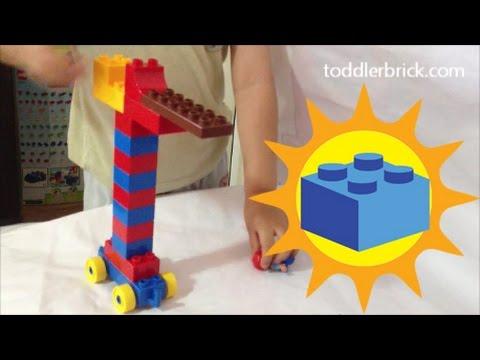 Lego Duplo Instruction Videos Toddler Brick