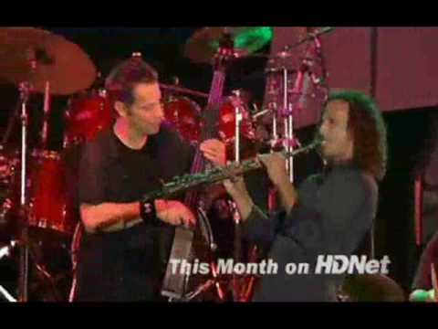 Forget Everything You Know About Kenny G