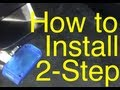How To Install 2 Step  Launch Control  N2mb Wot Box  Anti Lag