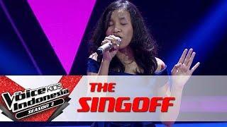 "Video Vitara ""Too Good At Goodbyes"" | Sing Off | The Voice Kids Indonesia Season 2 GTV 2017 MP3, 3GP, MP4, WEBM, AVI, FLV Februari 2018"