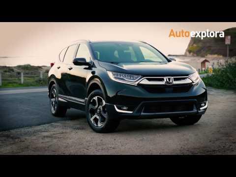 Prueba de manejo - Honda CRV 2017