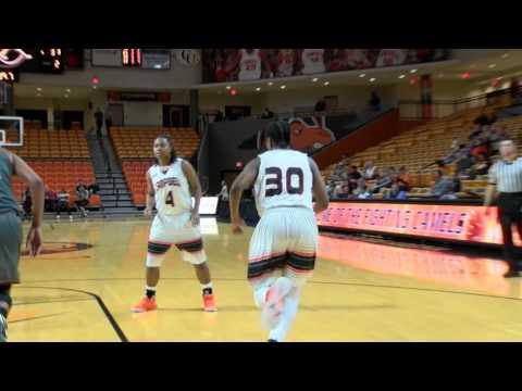 Women's Basketball vs. Winthrop - 2/16/16