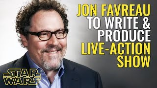 Video Jon Favreau to write & produce upcoming Star Wars live-action show - Star Wars News MP3, 3GP, MP4, WEBM, AVI, FLV Maret 2018