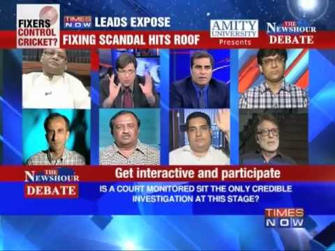 Debate - In a debate moderated by TIMES NOW's Editor-in-Chief Arnab Goswami, panelists -- Ranjeet Kumar, Sr Advocate, SC; Aslam Ghoni, Fmr Advocate General, J&K; Adv ...