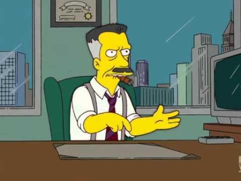 J. Jonah Jameson - Moe'N'a Lisa