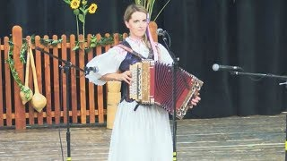 Video Vlasta Mudríková - Stretnutie heligonkárov na Podzoborí