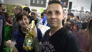 Spannabis 2018 Les Quatre Vin CANNABIS TERPENE CAVA by Urban Grower