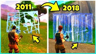 Video Die ENTWICKLUNG von FORTNITE! (2011 - 2018) | V-BUCKS VERLOSUNG! MP3, 3GP, MP4, WEBM, AVI, FLV Juli 2018